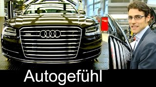 getlinkyoutube.com-Thomas joins the Audi A8 assembly production plant in Neckarsulm, Germany Produktion