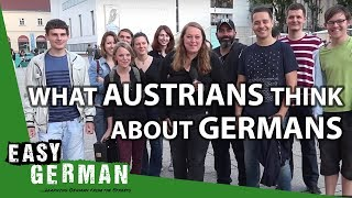 getlinkyoutube.com-Easy German 149 - What Austrians think about Germans
