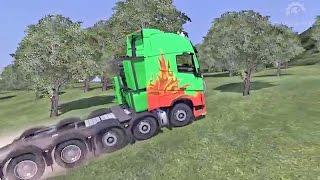 getlinkyoutube.com-Volvo FH 10×8 ETS2 (Euro Truck Simulator 2)