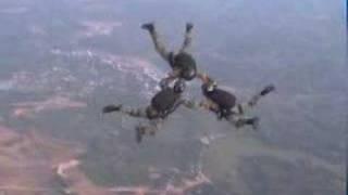 10th PARA Brigade Freefall
