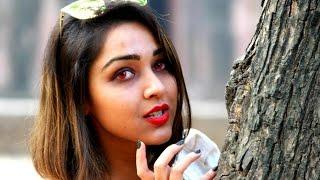 getlinkyoutube.com-Girl Having Paranormal Powers Scaring people | Prank In India |