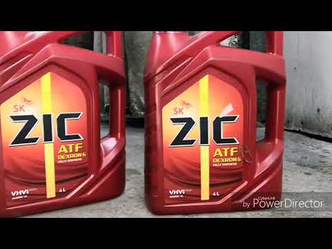 Полная заменяя замена масла в АКПП Opel Astra j (Опель Астра Ж)