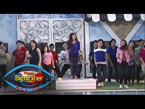 PBB All In housemates dances