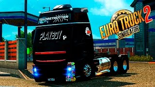 getlinkyoutube.com-EURO TRUCK SIMULATOR 2│MOD│VOLVO FH 2009 QUALIFICADO