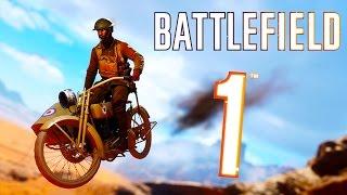 getlinkyoutube.com-Battlefield 1 - Random & Funny Moments #4 (Tank Trolling, Funny Glitches!)