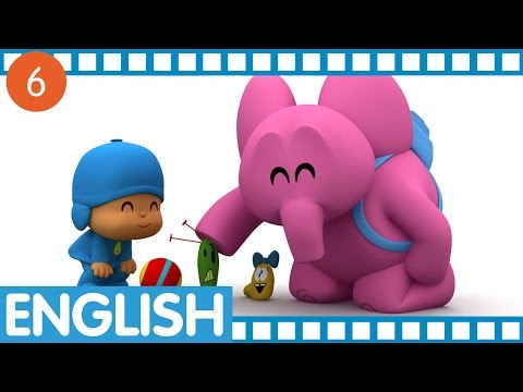 Pocoyo in English 25/06/12