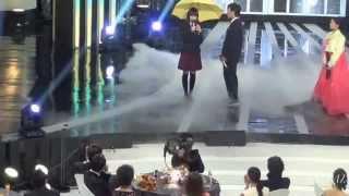 getlinkyoutube.com-2012 MBC演技大賞-楽しそうなJJ&YC