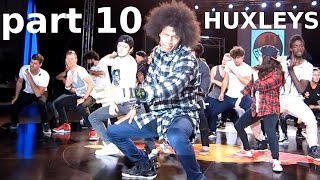getlinkyoutube.com-Les Twins x Regi x Nala @ HUXLEYS Berlin part 10