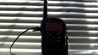 Required Weekly Test On HH54 Weather Radio