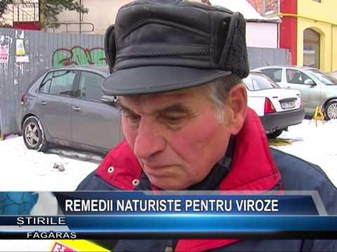 REMEDII NATURISTE PENTRU VIROZE