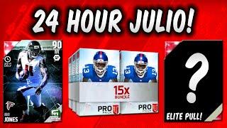 getlinkyoutube.com-MUT 16 - 24 HOUR JULIO JONES BUNDLE OPENING! 15 Pack Bundle in Madden 16 Ultimate Team
