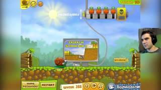 getlinkyoutube.com-Darmowe Gry Online - Ślimak Bob 2