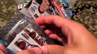 getlinkyoutube.com-NASCAR Authentics Unboxing