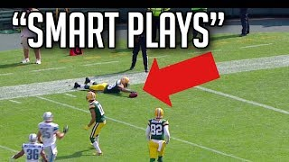 Smartest Plays In Football History