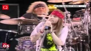 getlinkyoutube.com-Guns n' Roses-Knocking on Heavens door HD LIVE