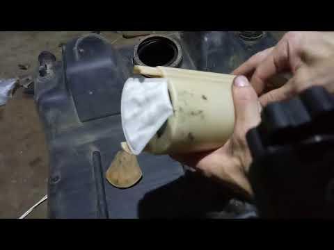 Реставрация 2141 ч.11 проверка давления