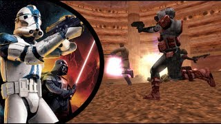Star Wars: Battlefront II- Geonosis: Arena | Ultimate Clone Wars | HD