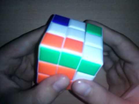 Rubik kup son ders 3. 3. Katman