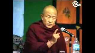 Dzongsar Jamyang Khyentse answered questions 3/3