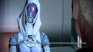 getlinkyoutube.com-Shepard Loves Tali Romance Complete - Paragon Mass Effect 2 HD - Bonus Video