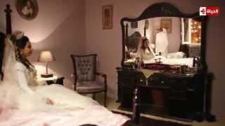 """getlinkyoutube.com-شاهد ماذا فعلت """"قمر"""" مع زوجها """"مخلص"""" فى ليلة دخلتها ...... الحلقة الثامنة عشر من """"بين السرايات"""""""