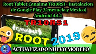 getlinkyoutube.com-Root Tablet Canaima TR10RS1/TR10CS1 NUEVO 1, Google Play Store, SuperSU, Gmail, Solucion Error OEM