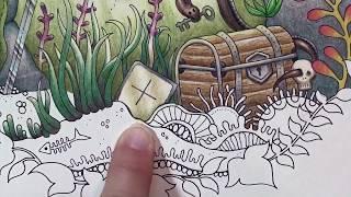 getlinkyoutube.com-Colouring Tutorial: Colour with Peta. Duck Pond, Part 5