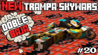 getlinkyoutube.com-NEW TRAMPA SKYWARS | CON 10 TNT | DOBLE BAJA