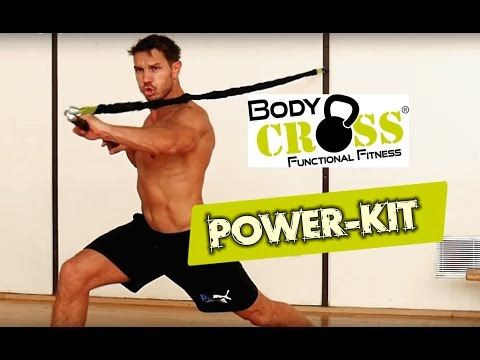 Functional Training mit dem Bodycross Kit
