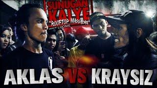 getlinkyoutube.com-SUNUGAN KALYE - Aklas VS Kraysiz