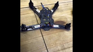 getlinkyoutube.com-Diatone ET 200 quadcopter build(Courtesy of Banggood)