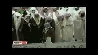 getlinkyoutube.com-بعض ائمة الحرم المكي يصلون خلف الشيخ محمد السبيل 1420