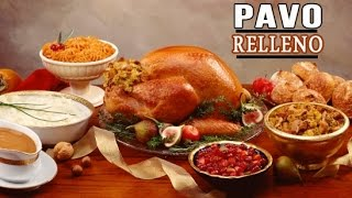 getlinkyoutube.com-PAVO RELLENO - Recetas de Navidad o de Thanksgiving