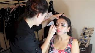 getlinkyoutube.com-Apocalypto Character Makeup