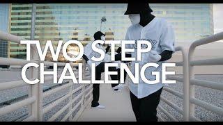 JABBAWOCKEEZ - TWO STEP CHALLENGE