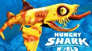 New Stealthy Shark Heidi (Wobbegong)   Hungry Shark World