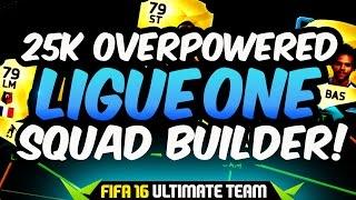 getlinkyoutube.com-25K  LIGUE 1 SQUAD BUILDER FIFA 16!!