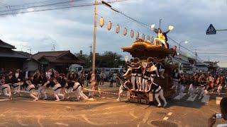 getlinkyoutube.com-平成27年 信太・幸だんじり祭り 最終日 宮本町編 2015/10/12(月)