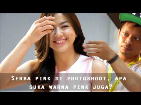FRANDA : Behind the Cover Cita Cinta 16/2014