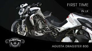 getlinkyoutube.com-2014 Mv Agusta Dragster 800 First Time | Sri Lanka