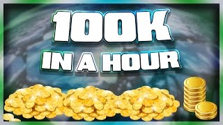 getlinkyoutube.com-HOW TO MAKE 100K PER HOUR!!! MADDEN MOBILE 17 COIN MAKING METHOD!!!