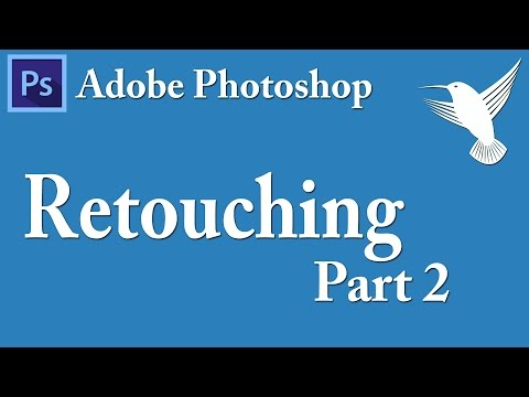 Creative Class on Photoshop Retouching [Part 2]