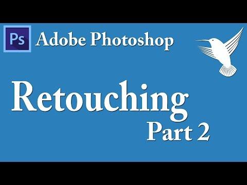 Creative Class on Photoshop Retouching [Part 2]