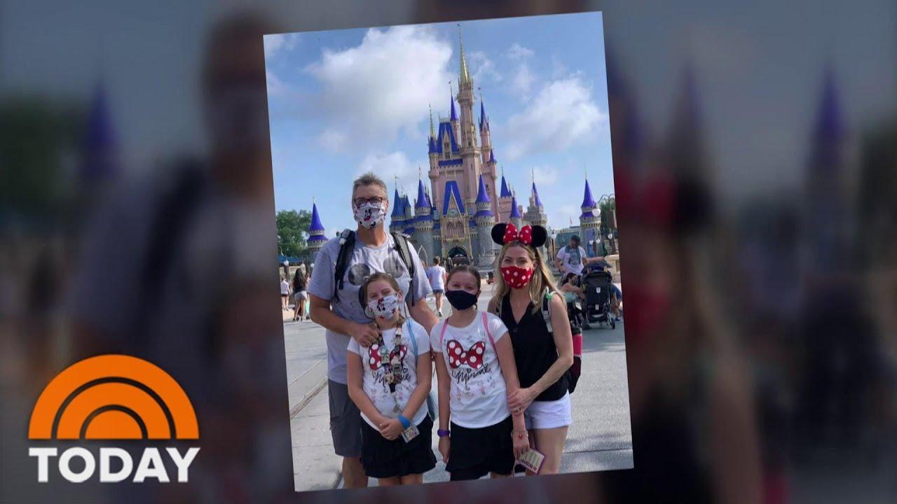 Disney World Opens Back Up