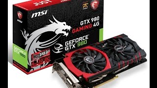 getlinkyoutube.com-Nvidia GTX 970 vs GTX 980 MSI Gameplay - GM204 Review Test
