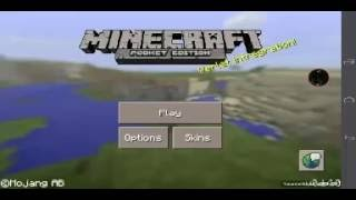 getlinkyoutube.com-Entity 303 sighting in Minecraft PE 100% REAL