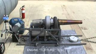 getlinkyoutube.com-GR-7 DIY Turbojet Engine Performance Testing