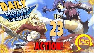 getlinkyoutube.com-Monster Super League ACTION!! 10X ARENA FIGHTS!! THE DEVASTATING REALIZATION THAT IMA P2W NUB ♕Ep.23