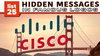getlinkyoutube.com-25 Hidden Messages In Famous Logos