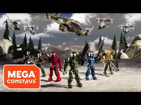 Mega Bloks Halo -- Assault on Squad 45: Episodes 1 - 4